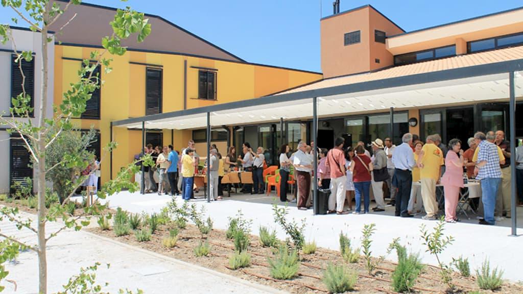 Cohousing senior en España